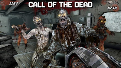 Call of Duty Black Ops Zombies Mod Apk v1.0.8 + Data-screenshot-2