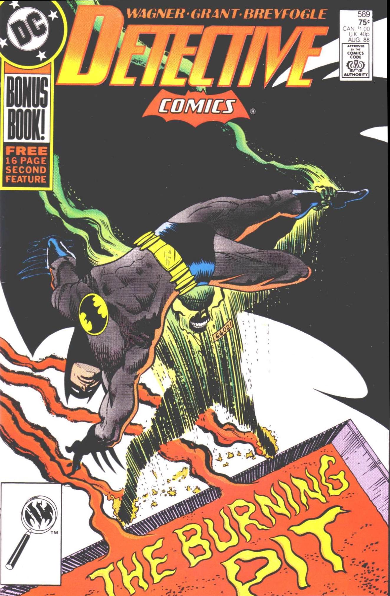 Detective Comics (1937) 589 Page 1