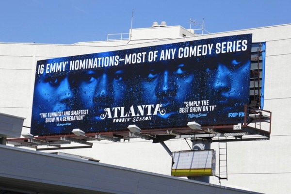 Atlanta season 2 Emmy nominations billboard