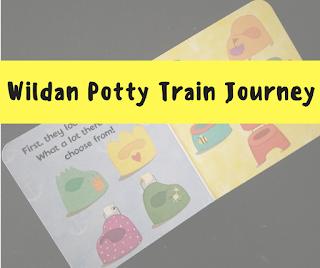 Wildan Potty Train Journey