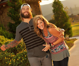 Brent Burns' wife Susan Holder