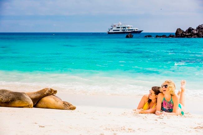 Las mejores playas de las Islas Galápagos
