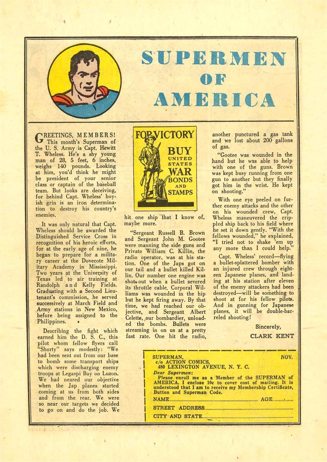 Read online Action Comics (1938) comic -  Issue #54 - 15