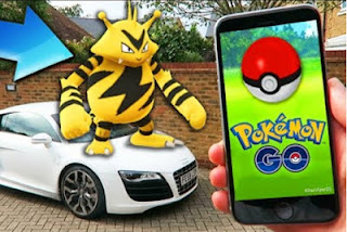 cara cepat menangkap pokemon go
