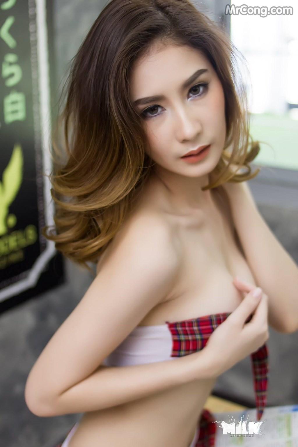 Image Nguoi-mau-Thai-Lan-Thanyarat-Rodpol-MrCong.com-004 in post Người đẹp Thanyarat Rodpol thả rông vòng một mê hoặc mọi ánh mắt (34 ảnh)