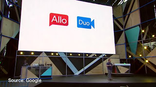 Google duo and allo knowledge and features