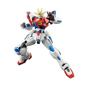 Bandai HG Try Burning Gundam Model Kit