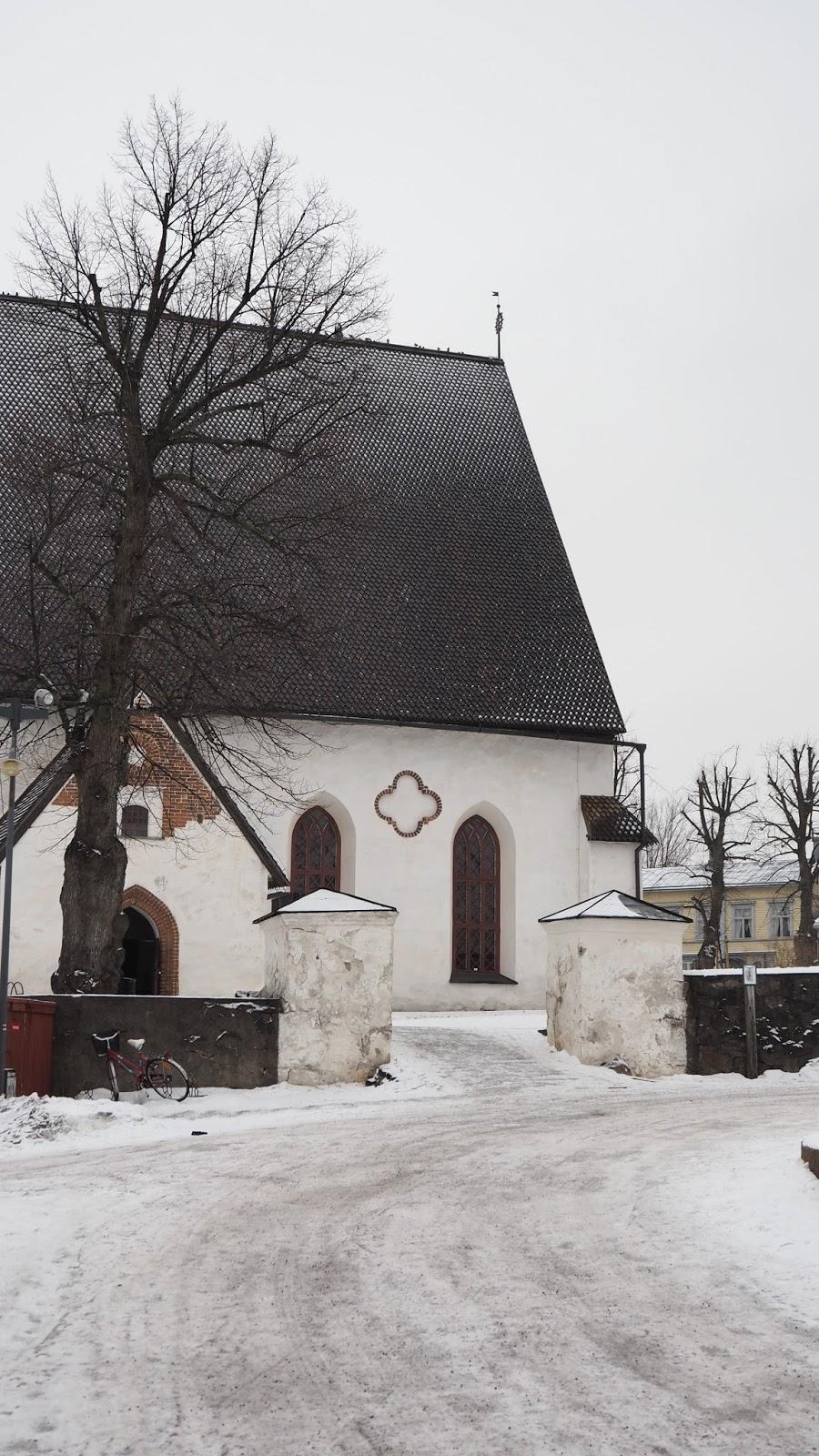 vanha porvoon kirkko