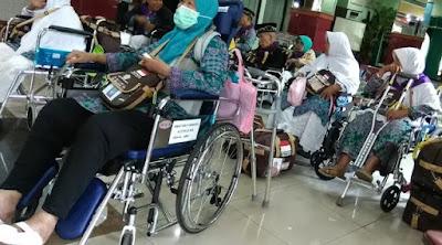 Sebelum Pergi Haji Wajib Vaksin Meningitis