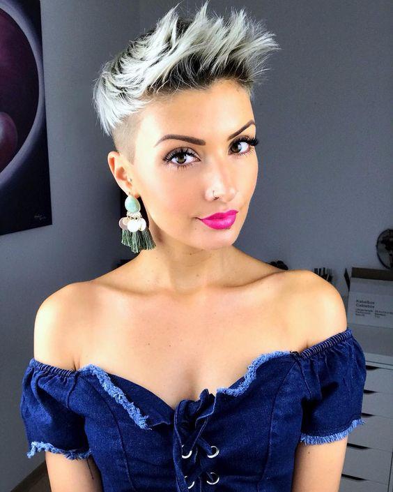 La moda en tu cabello: Ideas de cortes de pelo corto