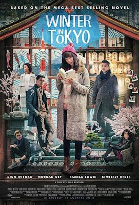 Winter in Tokyo Poster