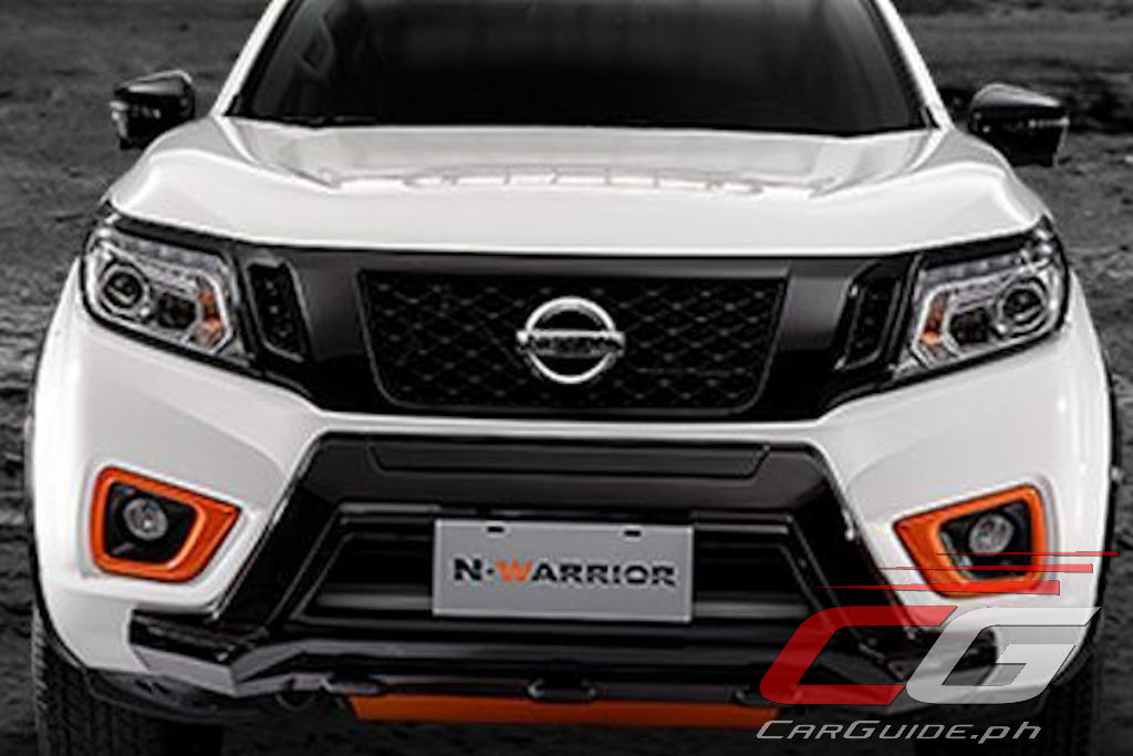 The 2019 Nissan Navara N Warrior Is Dressed To Thrill W 9 Photos