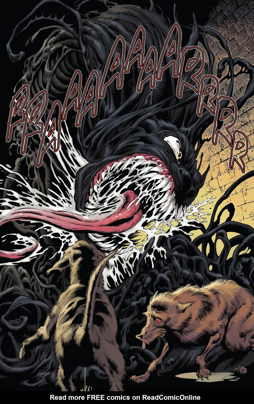 Read online Web of Venom: Unleashed comic -  Issue # Full - 12