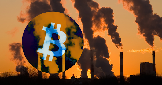 Bitcoin Is Having An Impact On The Environment And Its Effects Are Huge | CreativeWi.re