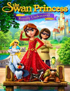 Ver La Princesa Encantada: Misión Secreta (The Swan Princess: Royally Undercover)  (2017)