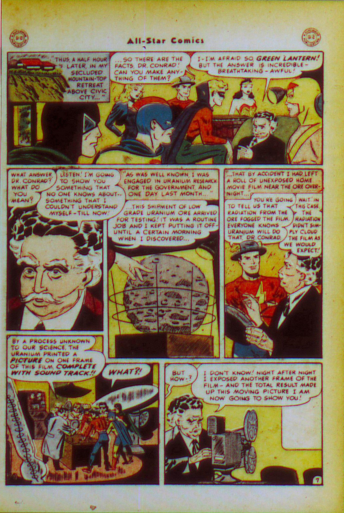 Read online All-Star Comics comic -  Issue #49 - 9