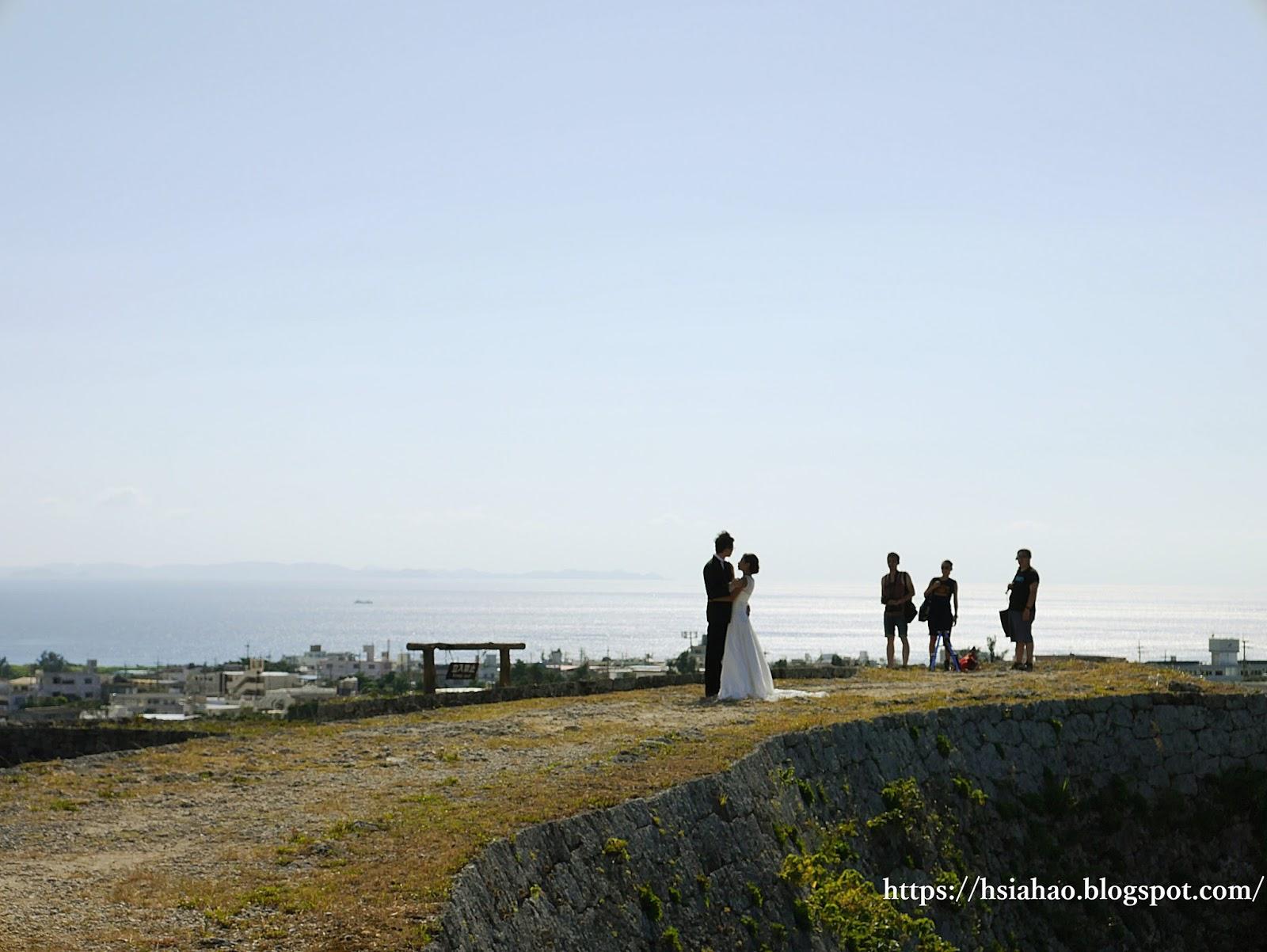 沖繩-推薦-景點-座喜味城跡-結婚-婚禮-自由行-旅遊-Okinawa-Yomitan-Zakimi-Castle-Ruins