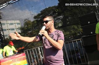 IMG 9841 - 13ª Parada do Orgulho LGBT Contagem reuniu milhares de pessoas