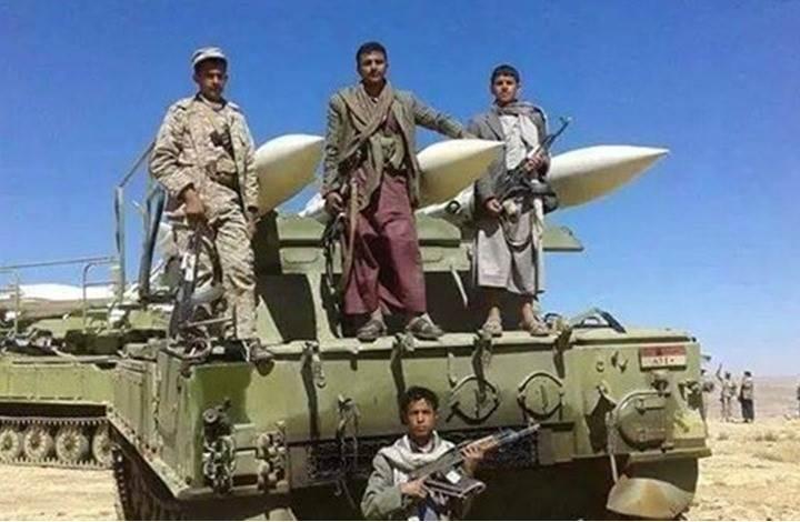 Houthi Kembali Gempur Arab Saudi dengan Rudal
