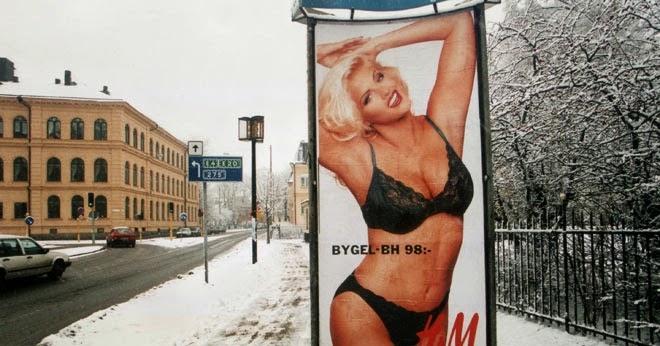 scandal beauties norske nakene jenter