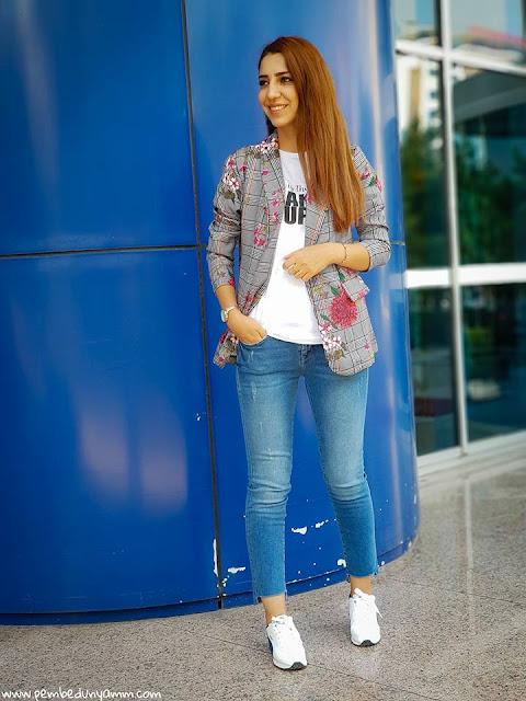 blazer modası