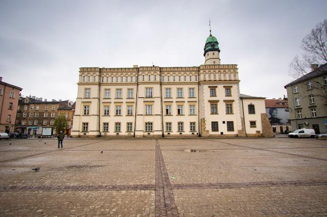 Museo etnografico-Cracovia