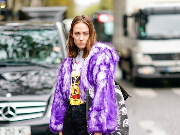 How To Rock The Pantone Colour Of 2018