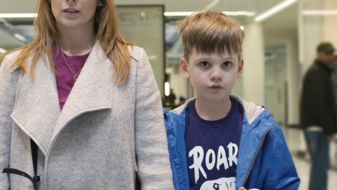 Ένα Παιδί Με Αυτισμό