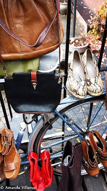 Vintage shoes and bags from Gypsy Wagon