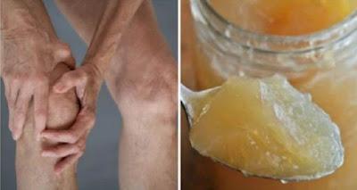 La causa del dolor en las rodillas es el cartílago! Regeneración natural de cartílago con sólo una comida!