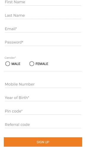 zippyopinion sign-up form