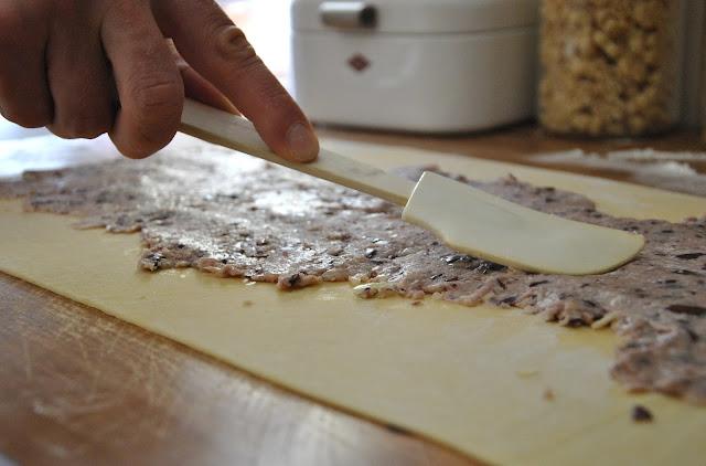 Vegetarische Maultaschen [Gastbeitrag bei Küchendeern]