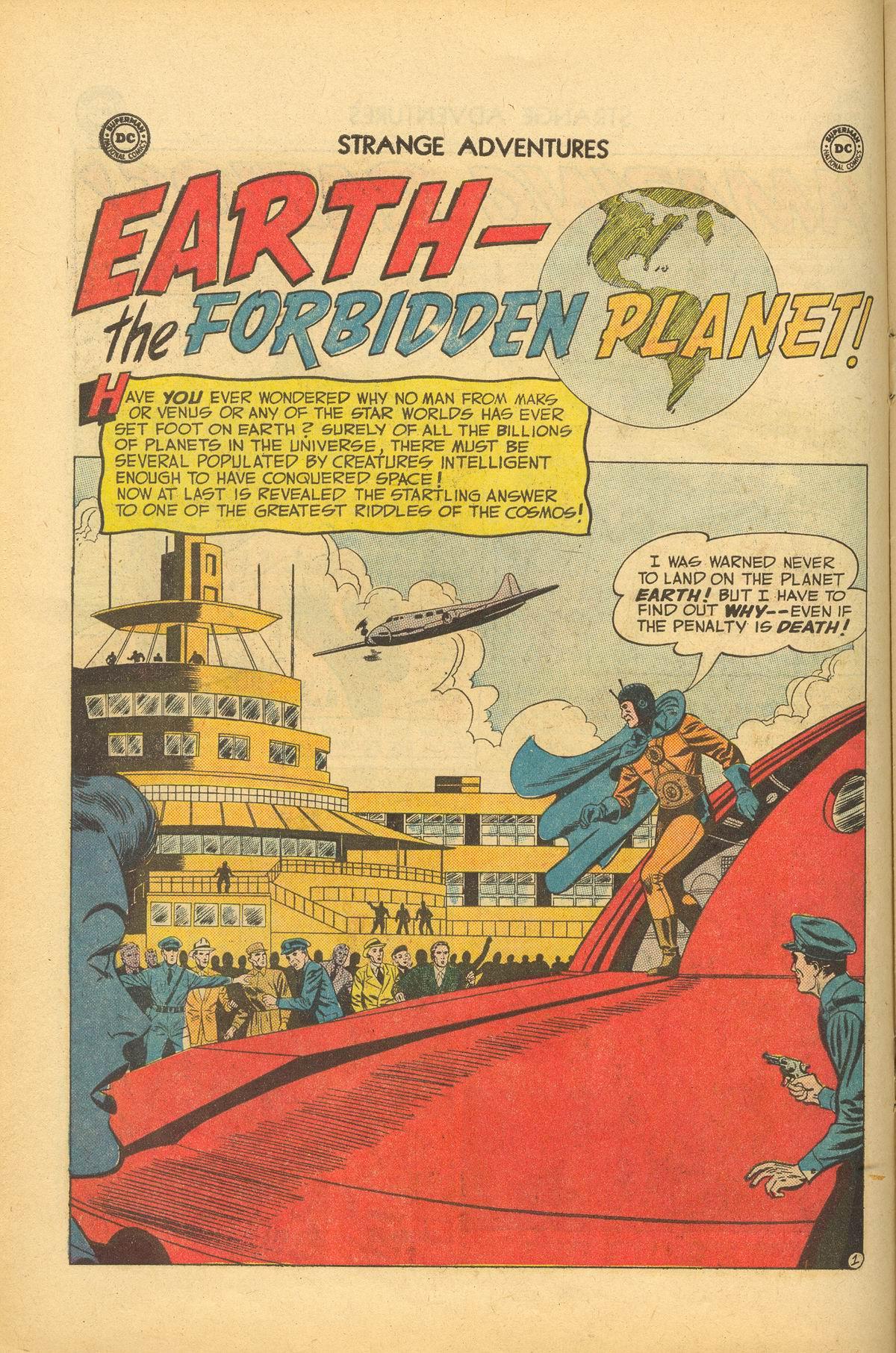 Strange Adventures (1950) issue 148 - Page 14