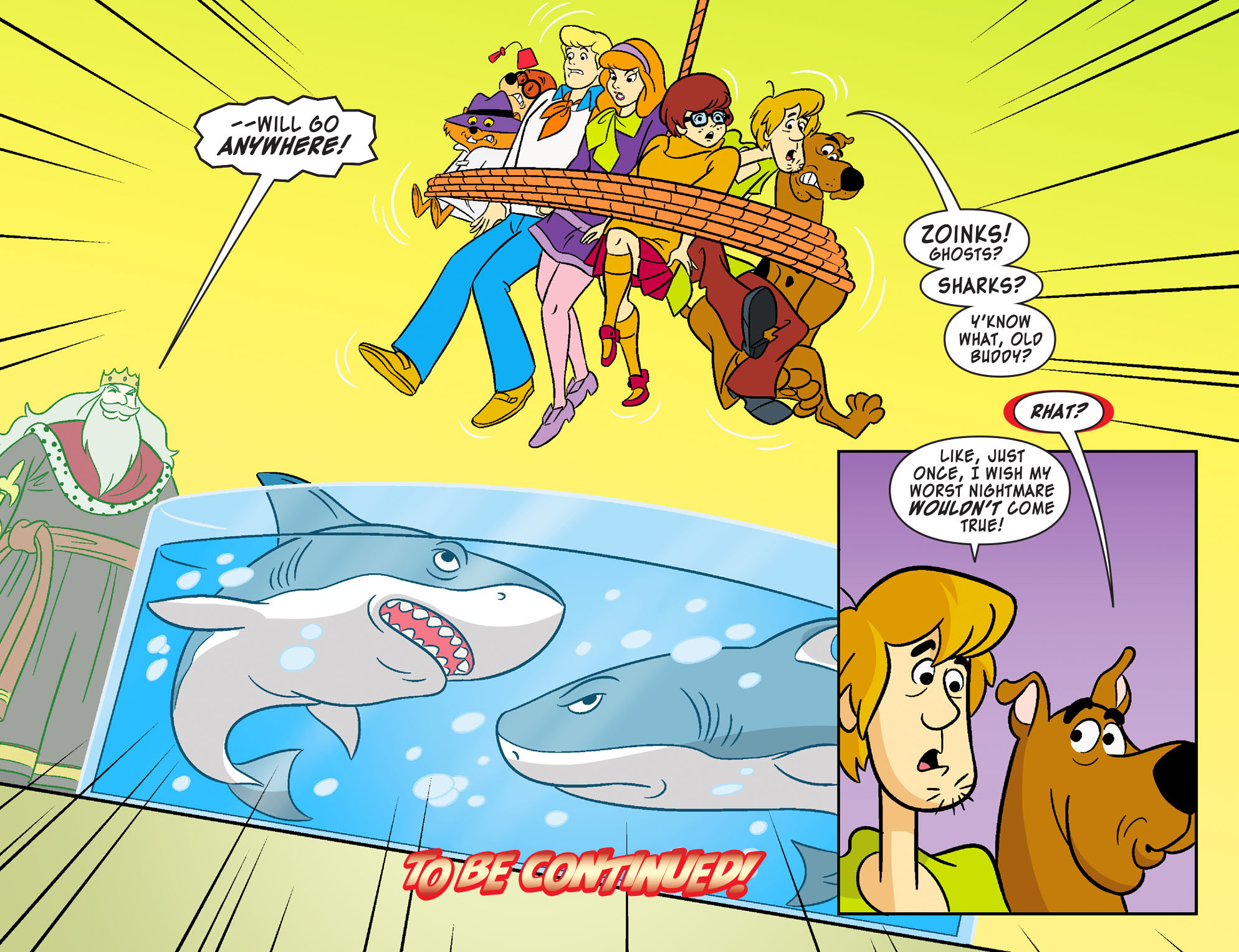 Read online Scooby-Doo! Team-Up comic -  Issue #21 - 22
