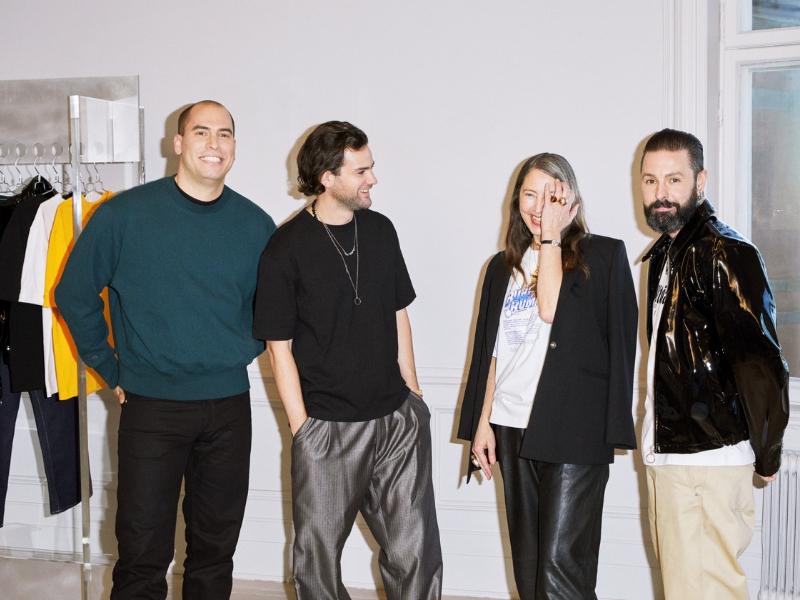 Η H&M και το cult brand Eytys συνεργάζονται για τη δημιουργία μιας unisex συλλογής υποδημάτων, ρούχων και αξεσουάρ | Ioanna's Notebook