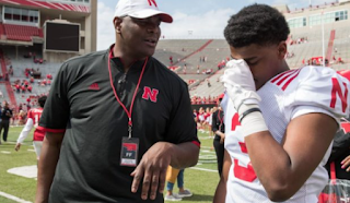Keyshawn Johnson Yanks Son From Nebraska Football Team After Weed Bust So He Can 'Mature' For 6 Months