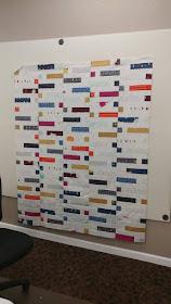 Dot N Dash quilt using Double Dutch fabrics - pattern by Christa Watson