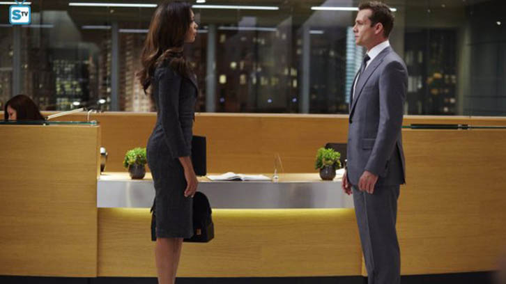 Suits - P.S.L - Review: Midseason Finale