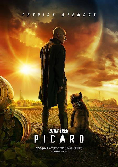 Sir Patrick Stewart retrouve le capitaine Jean-Luc Picard dans Star Trek: Picard