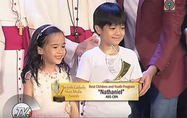 nathaniel win award