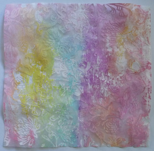 Gelatos Colored Specialty Paper by Dana Tatar