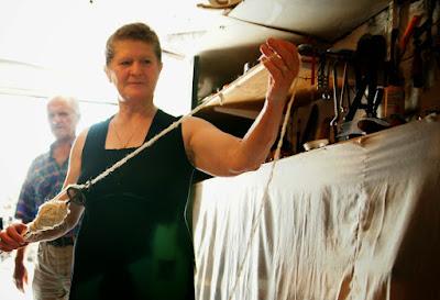 Λαογραφικούς θησαυρούς διασώζει σε νέο βιβλίο της, η αγρότισσα από την Πλακωτή Θεσπρωτίας κα Τούλα Μώκου