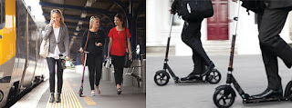 Adult Scooters are the answer for your commute