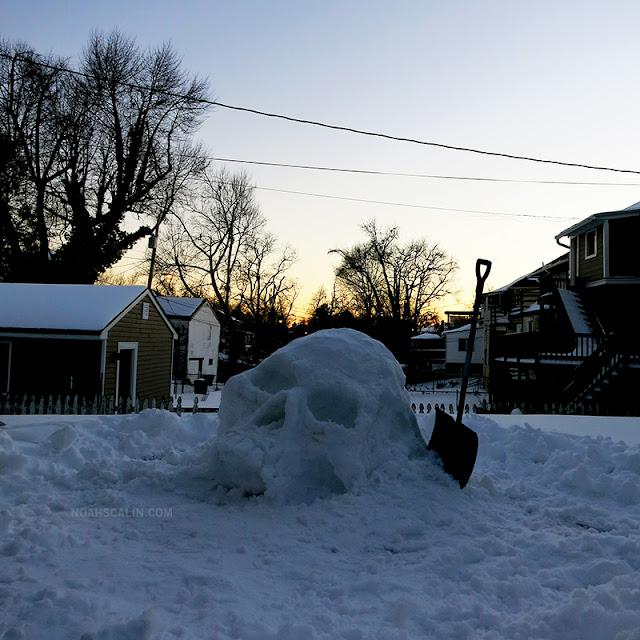Cráneo de Snowmageddon 10