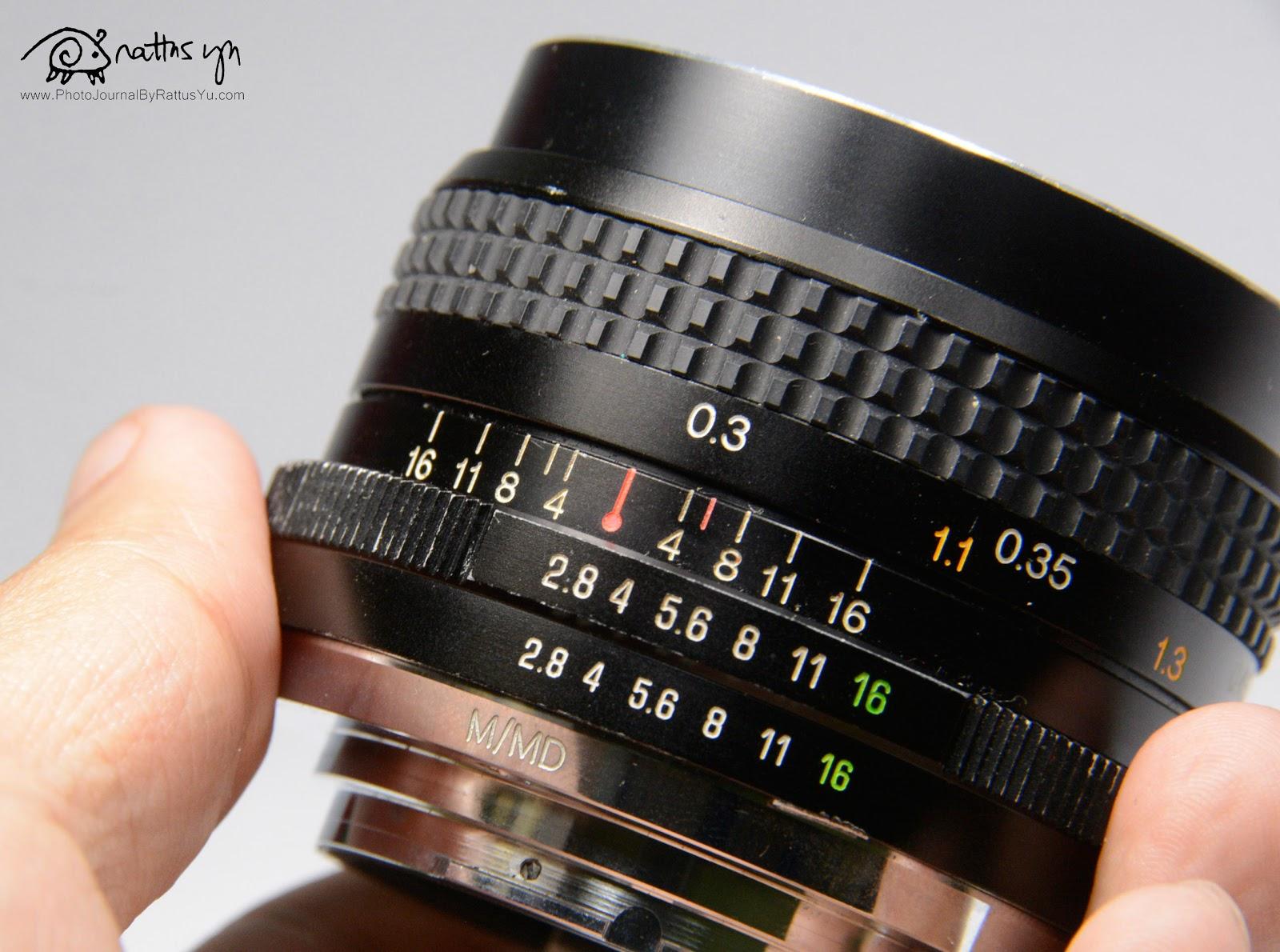LENS PORN: Tokina RMC 28mm f/2 8 (Minolta MD Converted to