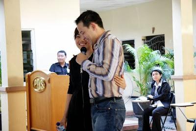 Kunjungan Ari Wibowo di PT Prima Duta Sejati
