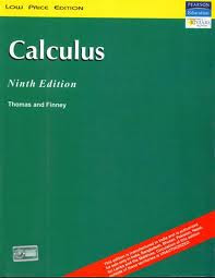 Solution manual of CALCULUS BY THOMAS FINNEY