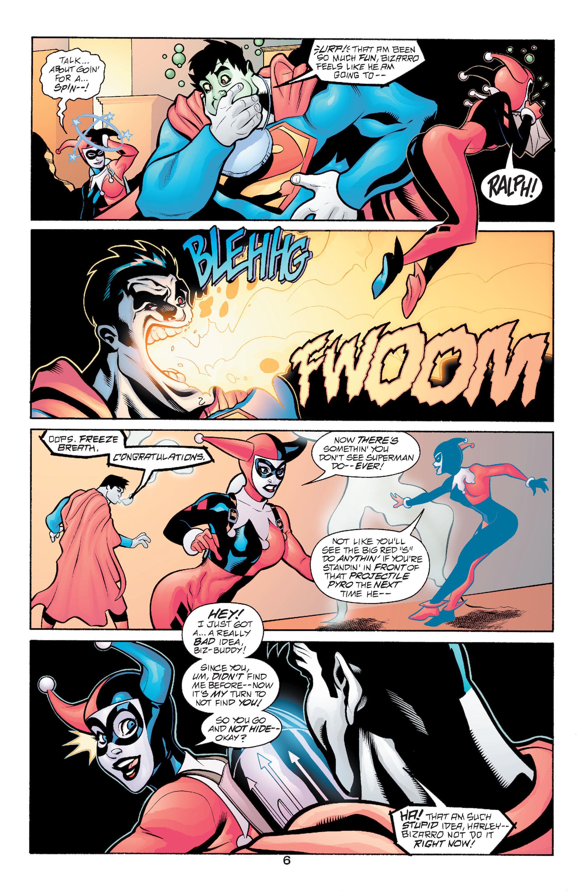 Harley Quinn (2000) Issue #17 #17 - English 6