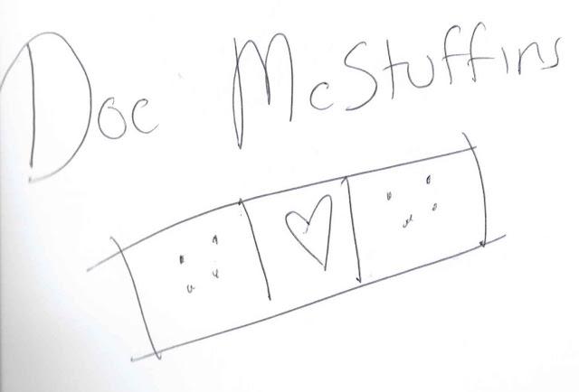 Doc McStuffins Disney Parks Autograph