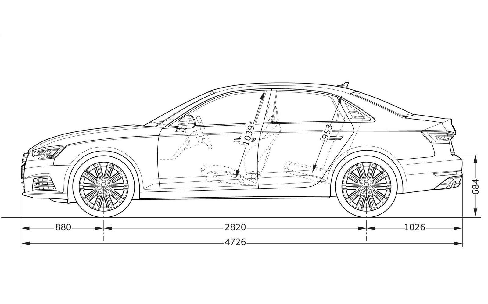 Novo Audi A4 Fotos Videos E Especificacoes Oficiais